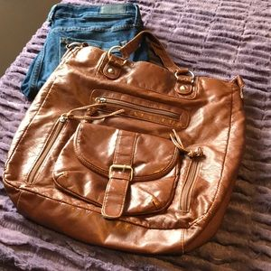 Mudd crossbody bag